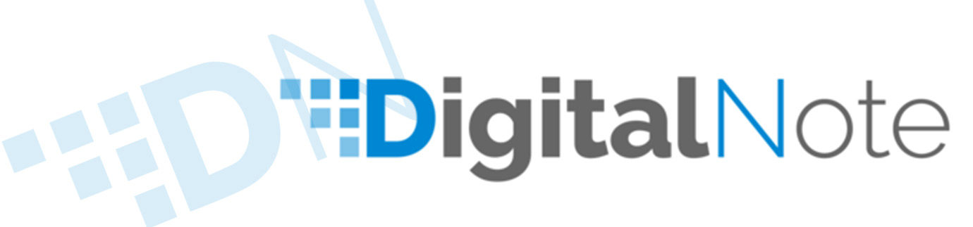 デジタルノートロゴ