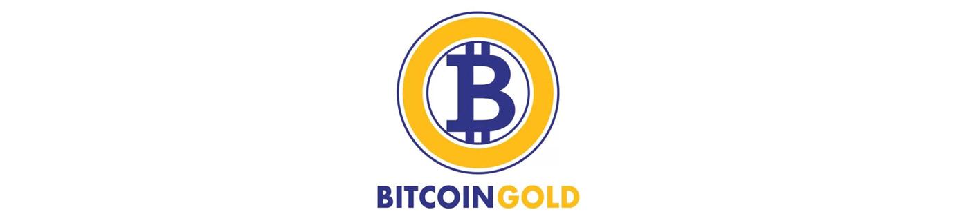 ビットコインゴールドロゴ